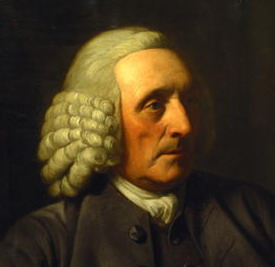 Portrait of George Dance the Elder by Nathaniel Dance