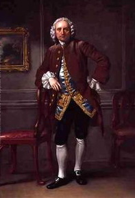 George Dance the Elder by Francis Hayman