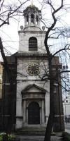 All Hallows on the Wall. Built 1765