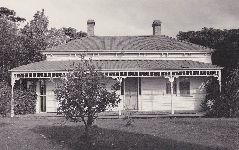 Thomas and Rosa Petty's home at 38 Wilsons Road, Doncaster