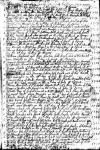 Parish register St John at Hackney: marriage of George Dance and Elizabeth Gould 1 March 1719